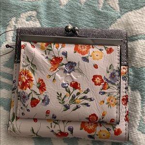 Patricia Nash mini meadows Reiti wallet